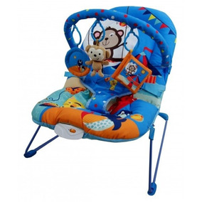 Infanti - Br1a-b90035 Silla Nido Vibradora Circus Baby