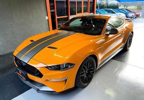 Imagem 1 de 9 de Ford Mustang Gt 5.0 V-8 2p  2018