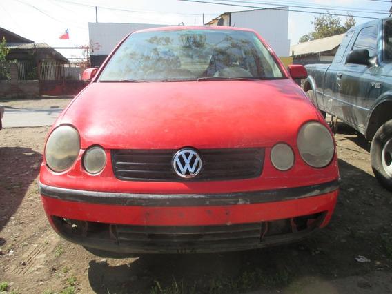 Volkswagen Polo 2001 - 2006 En Desarme