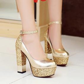 007469955 Sapato De 15 Anos Dourado - Sapatos com o Melhores Preços no Mercado ...