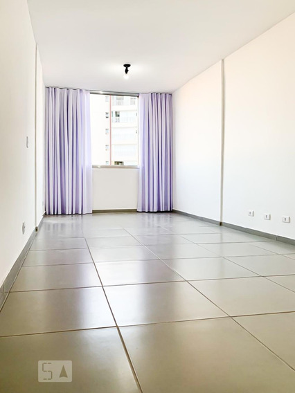 Apartamento Para Aluguel - Consolação, 1 Quarto, 37 - 893116483