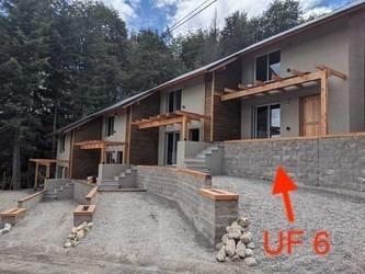 Alquiler Permanente Villa La Angostura Departamento/casa Vista A La Montaña.