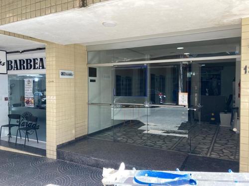 Imagem 1 de 11 de Loja Térrea No Centro Da Cidade - Lo0225
