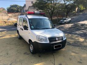 Fiat Doblo Ambulância