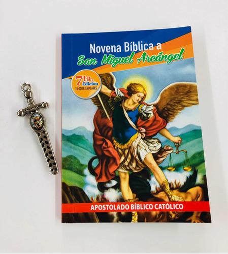 Novena San Miguel Arcángel Con La Espada De Protección
