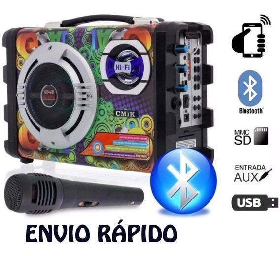 Caixa Som / Bluetooth Portatil Som Amplificado Xtrad Xdg-b29