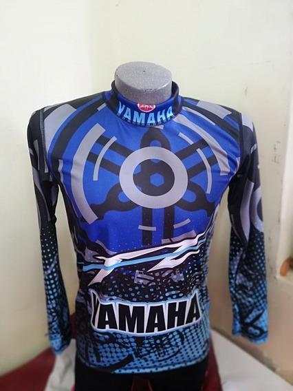 Buzo Sublimado Yamaha