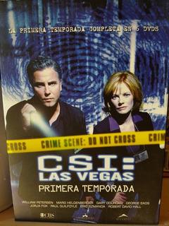 Dvd Csi 1ra Temporada