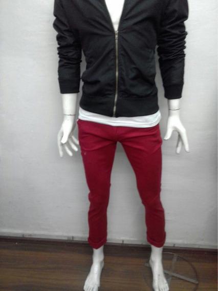 Pantalón Rojo Hombre. Firho