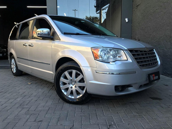 Chrysler Town & Country 3.8 Limited V6 12v Gasolina