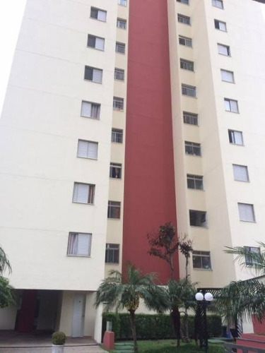 Imagem 1 de 14 de Apartamento Com 02 Dormitórios E 01 Vaga.