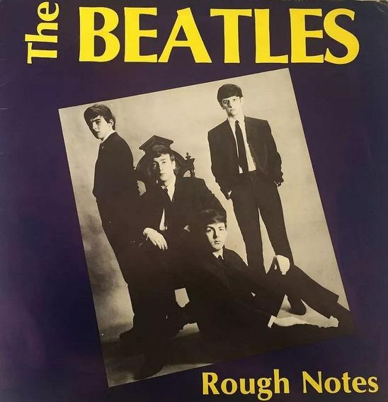Lp Beatles Rough Notes Rarities Importado