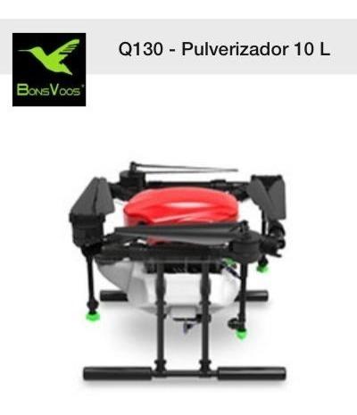 Q130 - Drone Pulverizador 10 Litros ( =dji Agras) Bons Voos