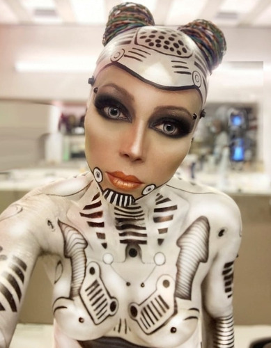 Aulas De Maquiagem Especializadas Tv Cinema Teatro