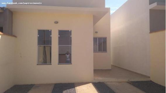 Casa Para Venda Em Tatuí, Jardim Vale Da Lua, 2 Dormitórios, 1 Banheiro, 2 Vagas - 420
