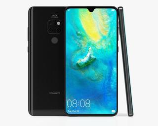 Celular Huawei Mate 20 Negro 128gb 4gb Ram Sellado Liberado