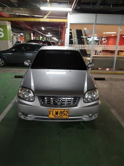 Hyundai Accent Gls Full Equipo