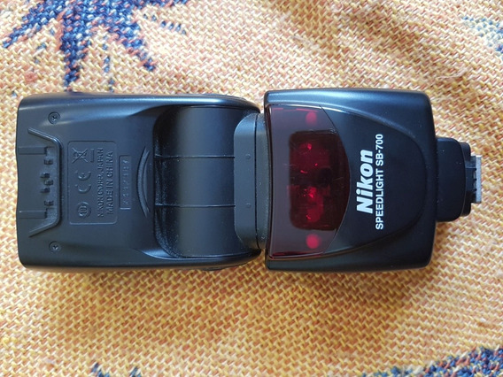 Nikon Speedlight Sb-700 [aceito Ofertas, Leia A Descrição]