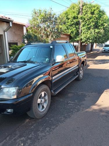 Chevrolet S10 2009 2.4 Executive Cab. Dupla 4x2 Flexpower 4p