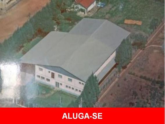 Aluga-se Galpão Em Bela Vista, Iperó - Sp - Gl00002 - 32850182