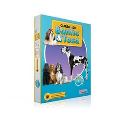 Curso Banho E Tosa Para Cães, Gatos Em 23 Dvds - A55