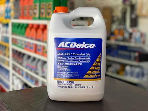 Refrigerante 50/50 Ac Delco Original