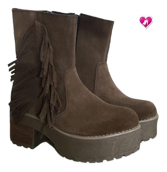 Botineta Anticipo Invierno Creep Model Wendy De Shoes Bayres