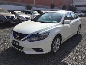 Nissan Altima Exclusive V6 2017 Seminuevos