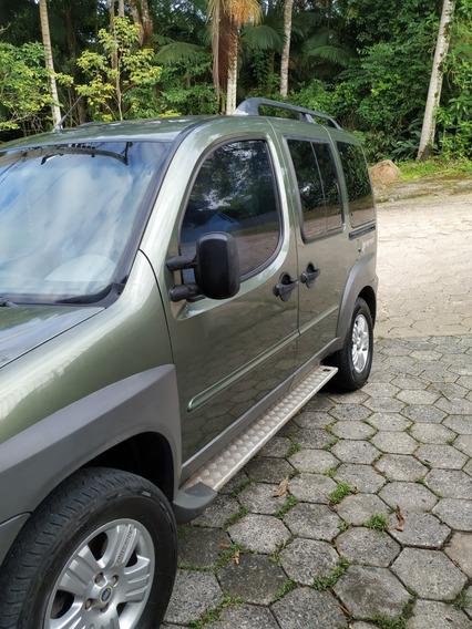 Fiat Dobló Doblo Adventure 1.8