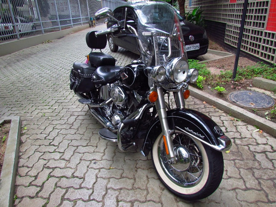 Harley Davidson Heritage Flstc 2014