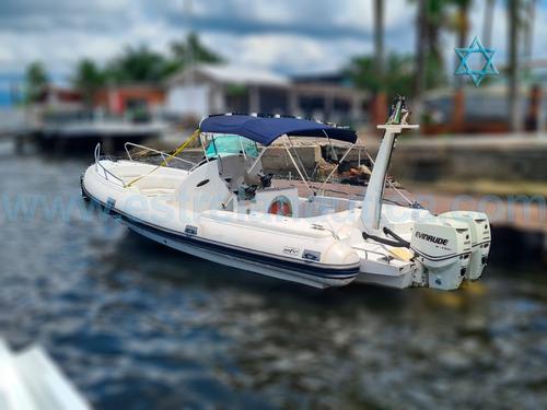 Bote Zefir 800 Barco Iate N Ferreti Azimut Intermarine
