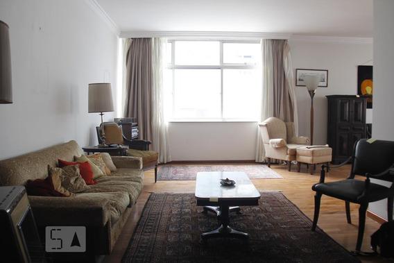 Apartamento Para Aluguel - Santa Cecília, 3 Quartos, 180 - 892860961