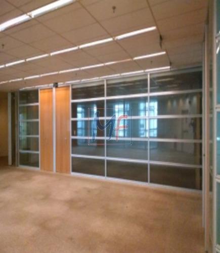Imagem 1 de 15 de Ref 9004 - Lindissimo Conjunto Comercial Em Condomínio Para Locação No Bairro Brooklin Paulista, 11 Vagas, 504,48 M - 9004