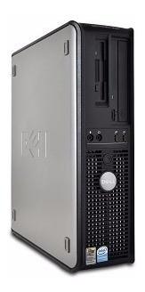 Pc Intel Core Ou Pentium ,cpu +teclado E Mouse Com Wifi