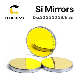Espejos Laser 25mm 3 Piezas Calidad Superior Si