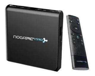 Smart Tv Box Android Hdmi 4k Noga Pc Pro 2gb Control Por Voz