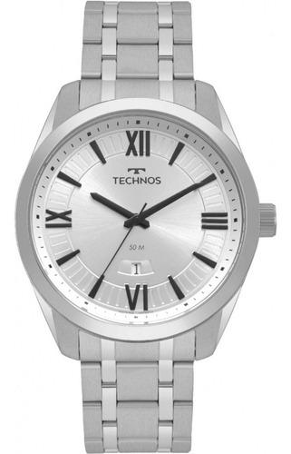 Relógio Technos Masculino Steel 2115msq/1k