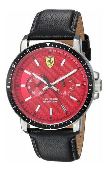 Relógio Masculino Ferrari 830449 Importado Original