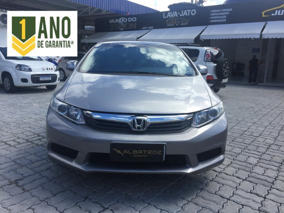 Honda Civic Lxs Automático - Completo - 2015 - 2015