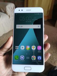 Asus Zenfone 4 Green 5,5 4/64gb Sd630 Semi-novo