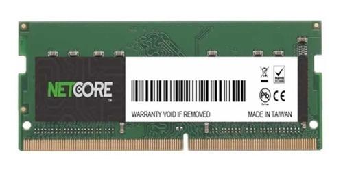 Imagem 1 de 1 de Memoria Ram Notebook Macmemory Netcore 16gb 2666mhz Garantia