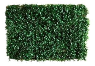 Jardín Vertical Artificial Muro Verde Panel Follaje 60 60x40