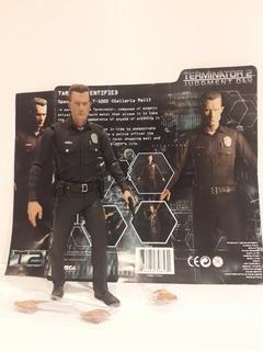 Figura Terminator 2 T1000 Galleria Mall