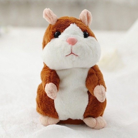 Hamster Falante Repete O Que Fala Estilo Talking Tom