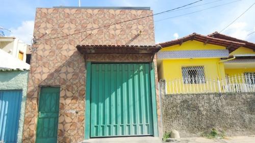 Casa Duplex Com 3 Quartos Para Comprar No Kennedy Em Contagem/mg - 2593