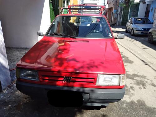 Imagem 1 de 8 de Fiat Uno Mille  1.0  Ie