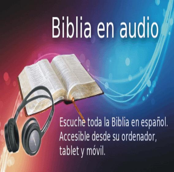 La Biblia Completa En Audio-libro - Rvr 1960 - Voz Humana