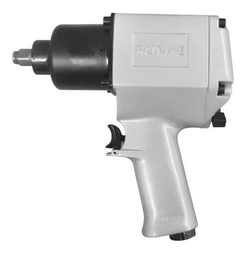 Llave Pistola Impacto Neumatica 860 Nm Enc 1/2  Rotake