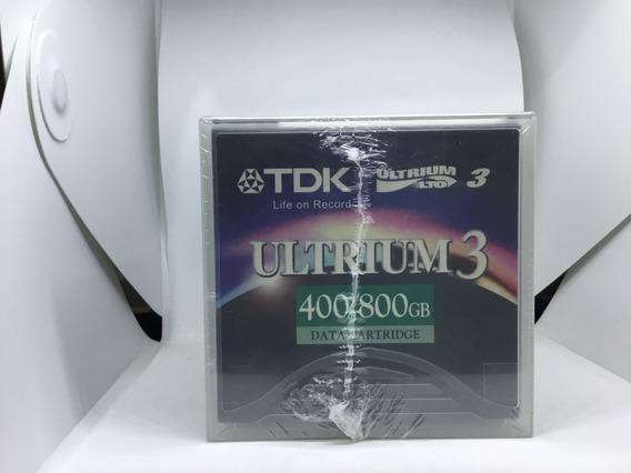 Fita Ultrium 3 Lto 3 Marca Tdk 10 Unidades