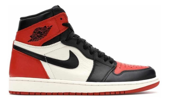 Sneakers Originales Jordan Bred Toe Orignales